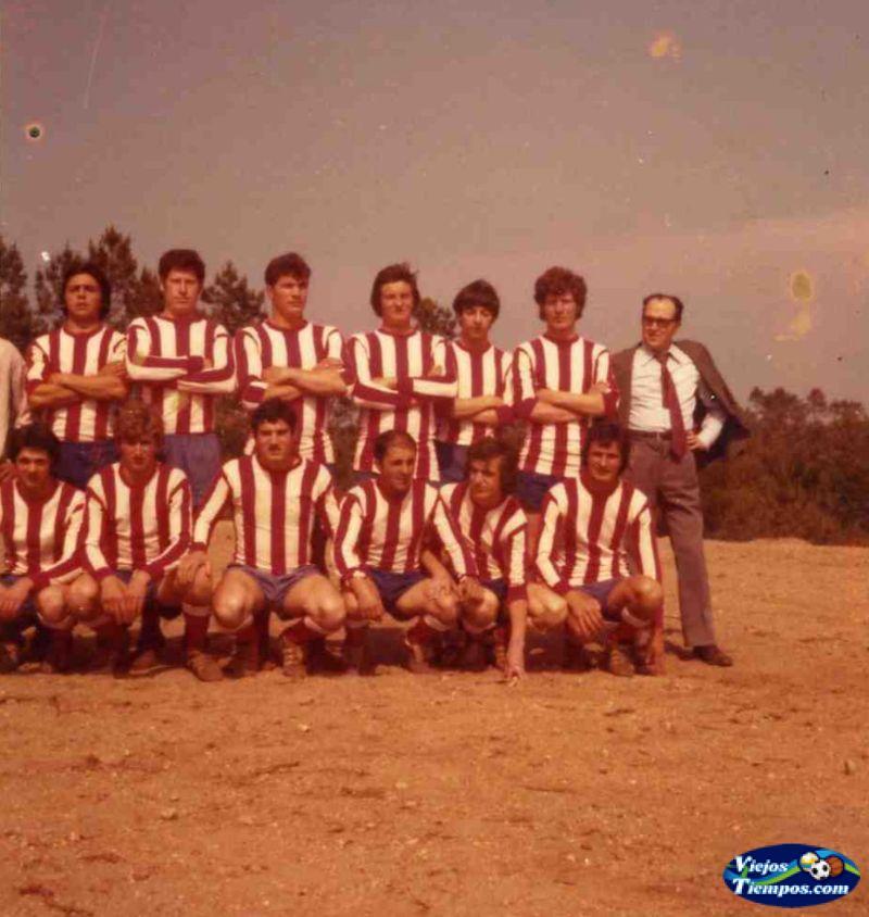 Cerceda Club de Fútbol. 1975 - 1976