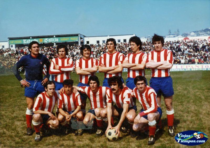 Club Deportivo Lugo. 1974 - 1975