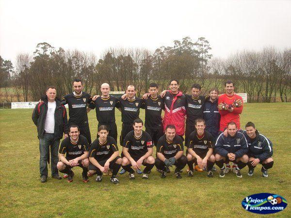 Visantoña Club de Fútbol 2007 - 2008
