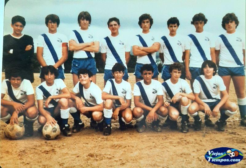 Sociedad Cultural Deportiva Recreativa Galicia de Caranza. 1980 - 1981