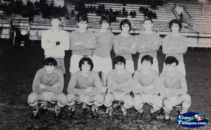 Selección Ferrolana. 1980 - 1981