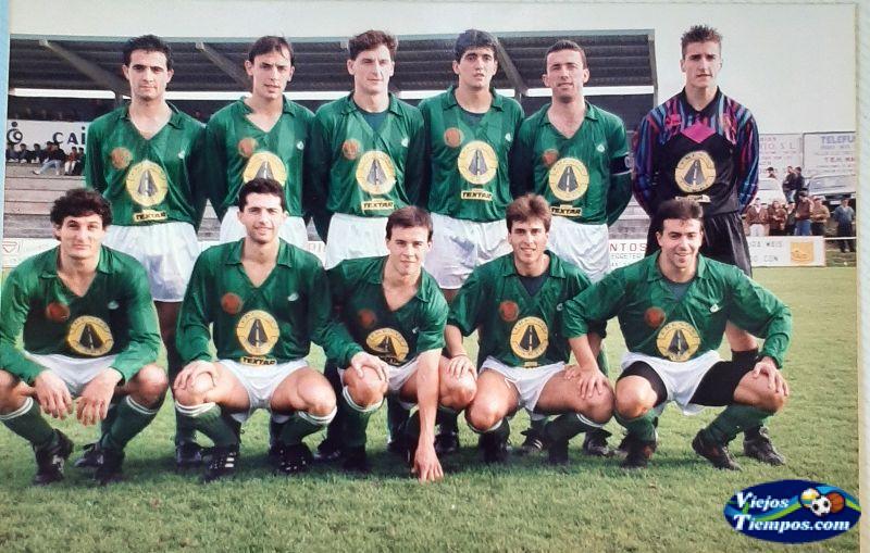 Sociedad Deportiva Burela. 1990 - 1991