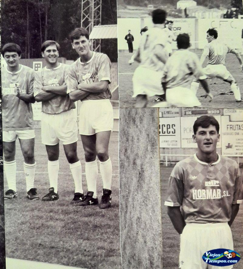 Unión Deportiva Xove Lago. 1993 - 1994
