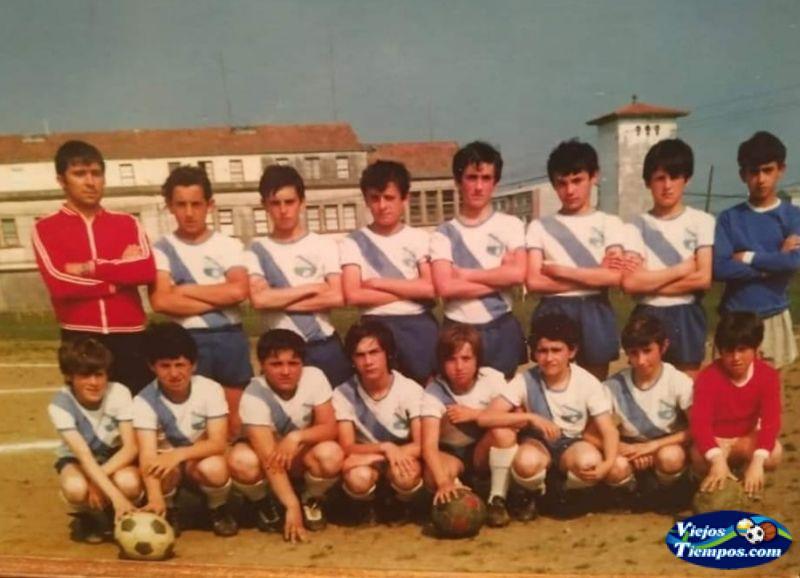 Sociedad Cultural Deportiva Recreativa Galicia de Caranza. 1977 - 1978