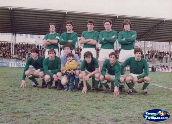 Racing Club de Ferrol. 1981 - 1982