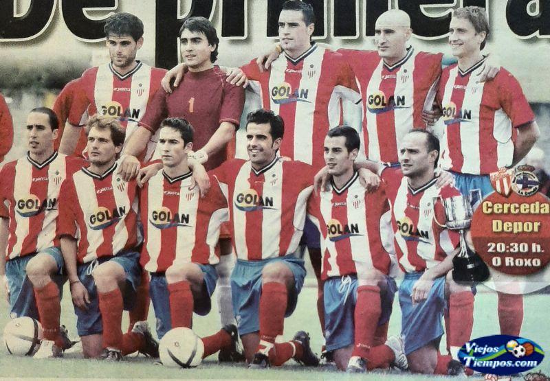 Centro Cultural  Deportivo Cerceda. 2004 - 2005