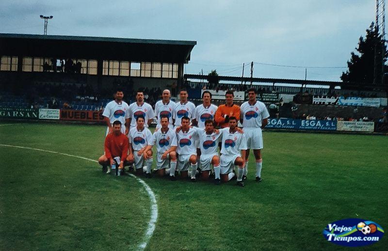Centro Cultural  Deportivo Cerceda. 1998 - 1999