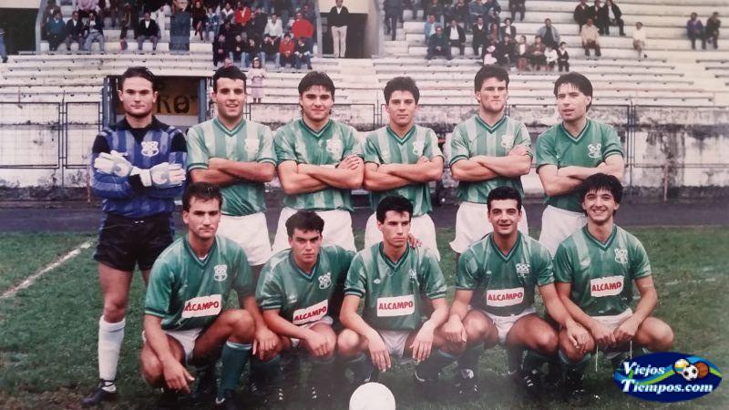 Ferrol Atletico . 1987 - 1988