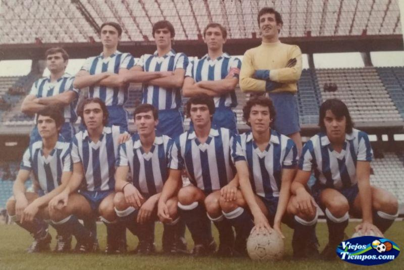 Fabril Deportivo. 1980 - 1981