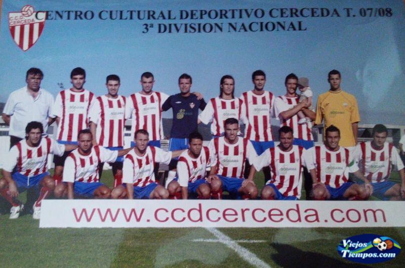 Centro Cultural Deportivo Cerceda. 2007 - 2008