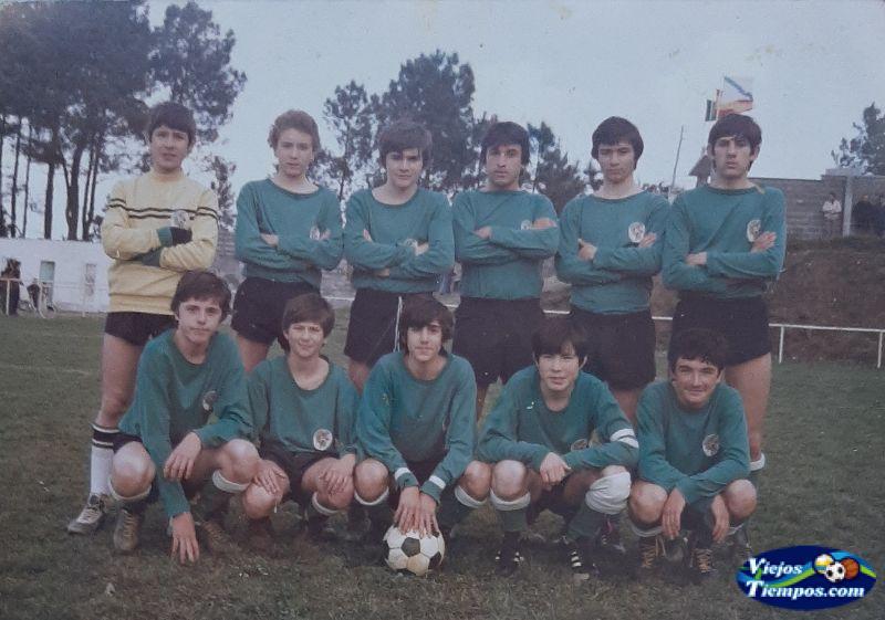 Barallobre Club de Fútbol. 1977 - 1978