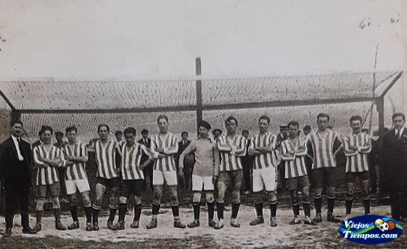 Racing Ferrol FC. 1920 - 1921