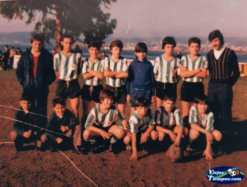 Barallobre Club de Fútbol. 1975 - 1976