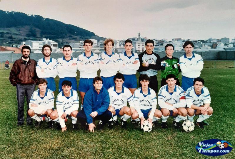 Club Deportivo Cariño. 1989 - 1990