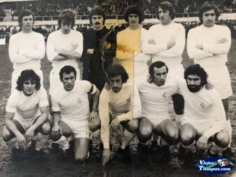 Real Madrid Club de Fútbol. 1975 - 1976