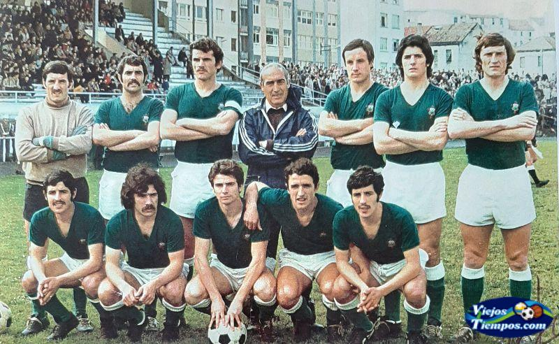 Racing Club de Ferrol. 1974 - 1975