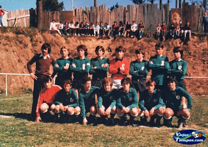 Barallobre Club de Fútbol. 1981 - 1982