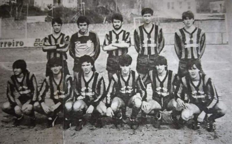 Sociedad Deportiva Recreativa San Pablo. 1983 - 1984
