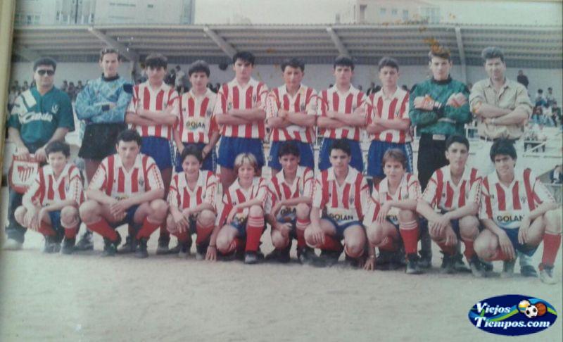 Centro Cultural Deportivo Cerceda. 1991 - 1992