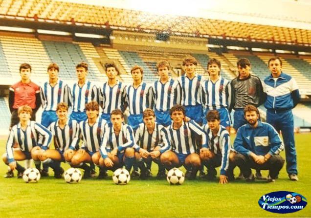 Real Club Deportivo de La Coruña. 1987 - 1988