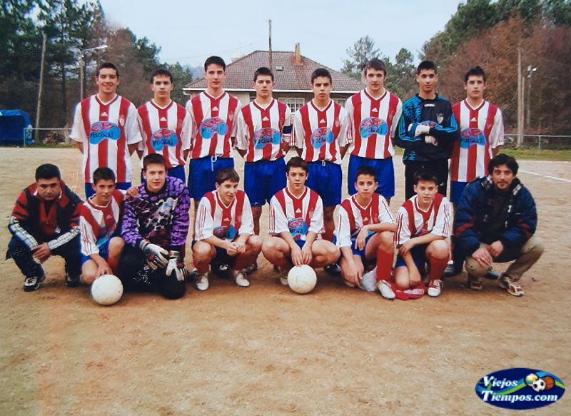 Centro Cultural Deportivo Cerceda. 2003 - 2004