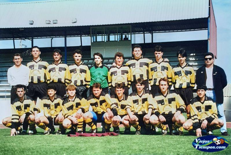 Encrobas Club de Fútbol. 1994 - 1995