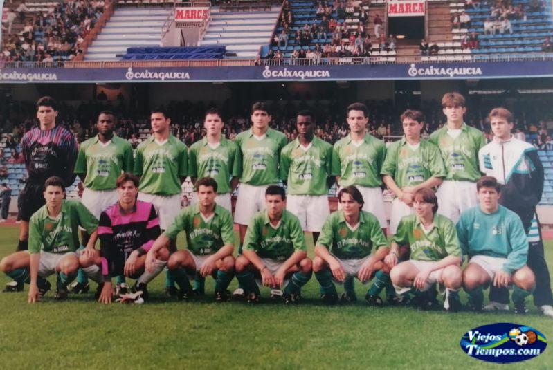 Sociedad Deportiva Burela. 1994 - 1995