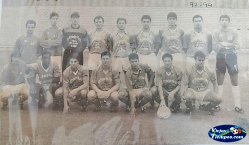 Sociedad Deportiva Burela. 1993 - 1994