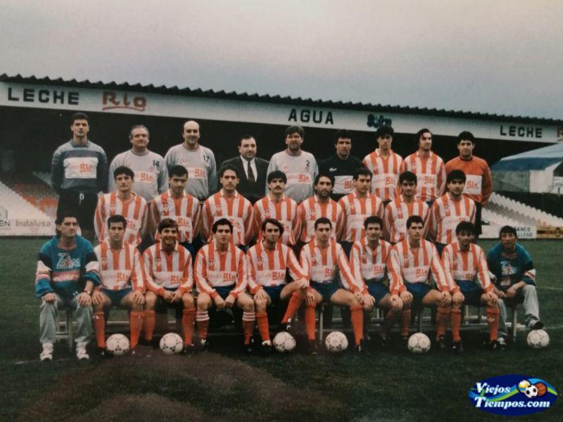 Club Deportivo Lugo. 1991 - 1992