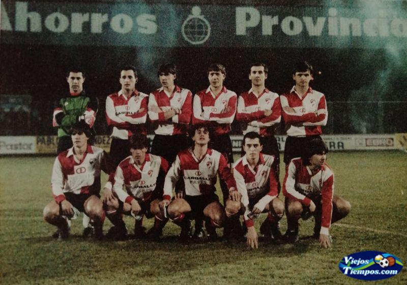 Arosa Sociedad Cultural. 1989 - 1990
