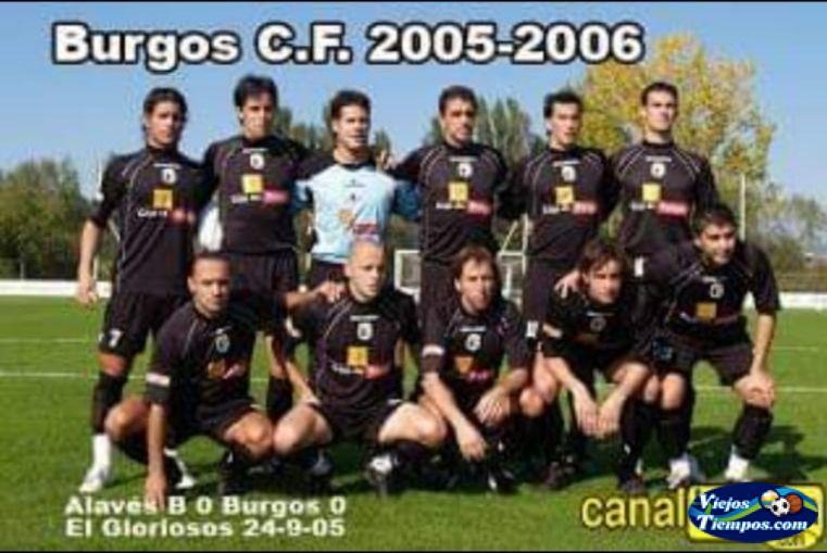 Burgos Club de Fútbol. 2005 - 2006