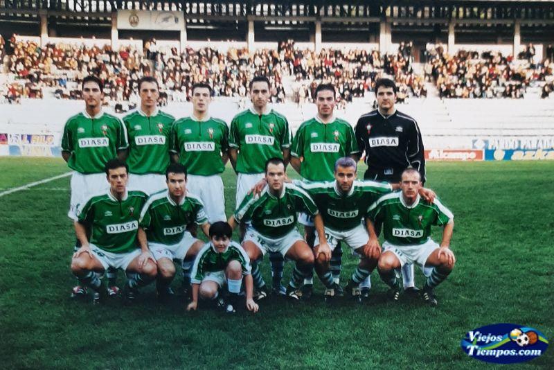 Racing Club de Ferrol. 2000 - 2001