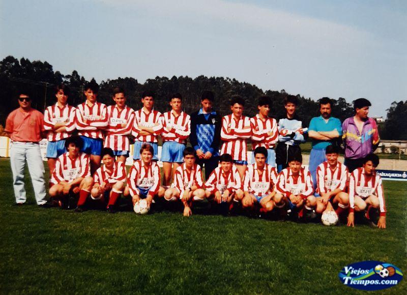Centro Cultural Deportivo Cerceda. 1992 - 1993