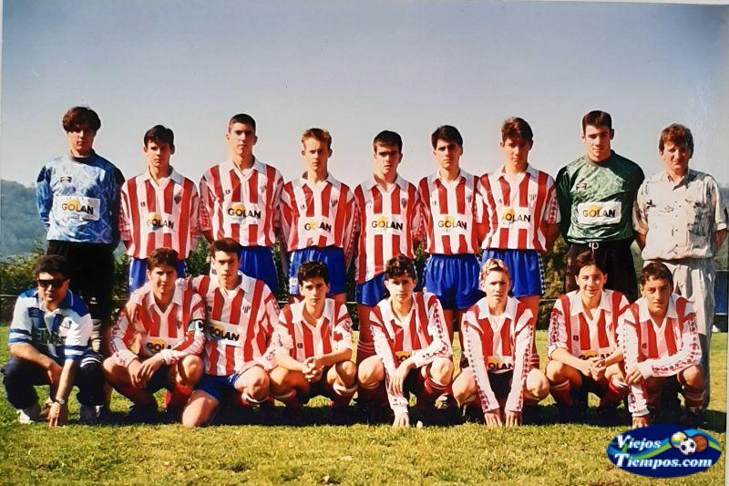 Centro Cultural Deportivo Cerceda. 1996 - 1997