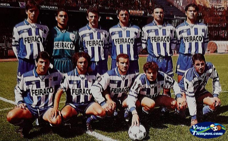 Fabril Deportivo. 1995 - 1996