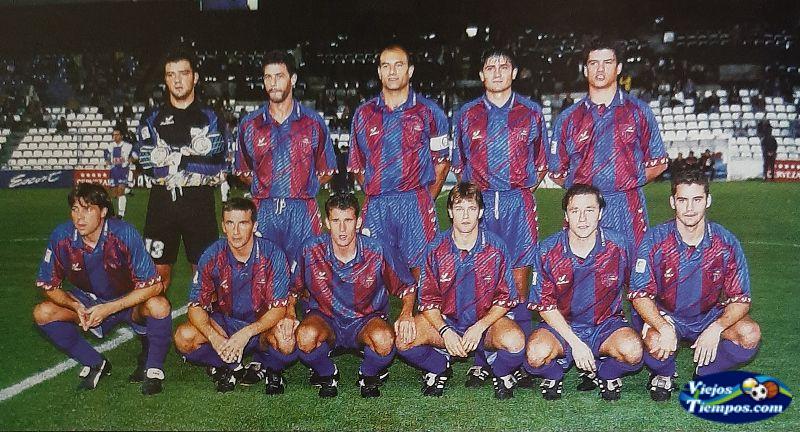 Extremadura Club de Fútbol. 1995 - 1996