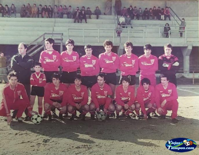 Penouqueira Club de Fútbol. 1983 - 1984