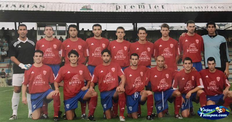 Betanzos Club de Fútbol. 2005 - 2006