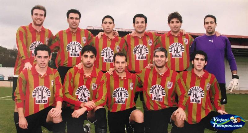 Laracha Club de Futbol. 2006 - 2007
