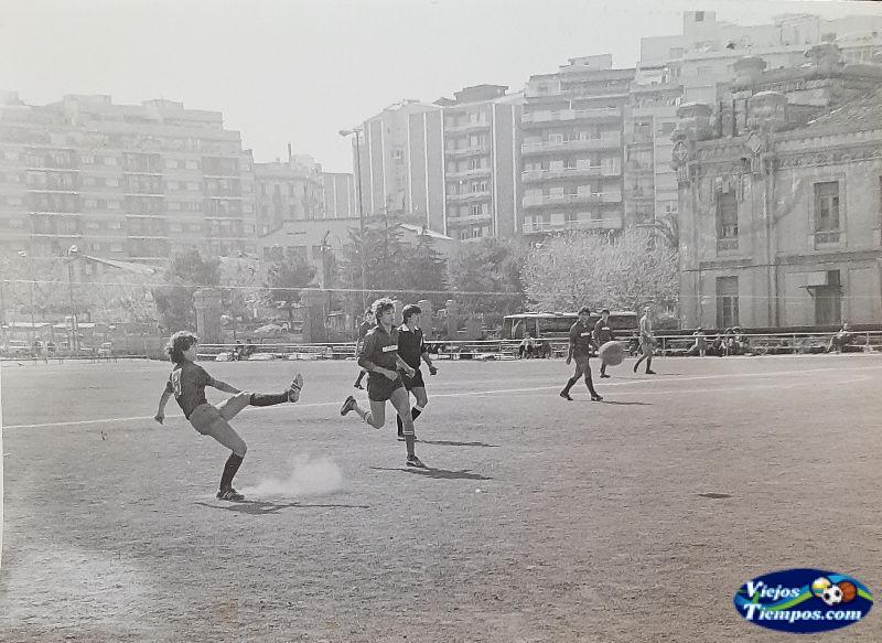 Peña Barcelonista Barcino. 1983 - 1984