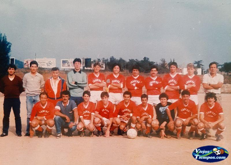 Club Deportivo Formentera. 1983 - 1984
