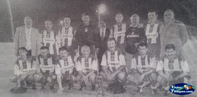 Deportivo de Veteranos. 2003 - 2004