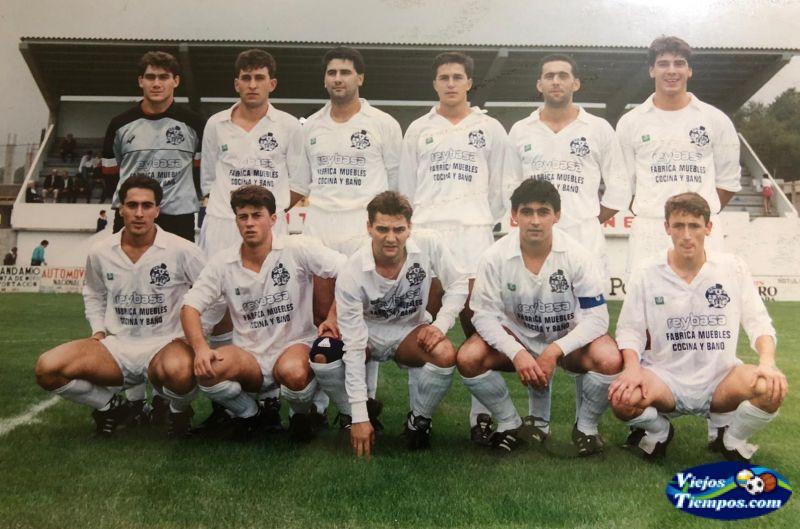 Sociedad Deportiva Sporting Sada. 1990 - 1991