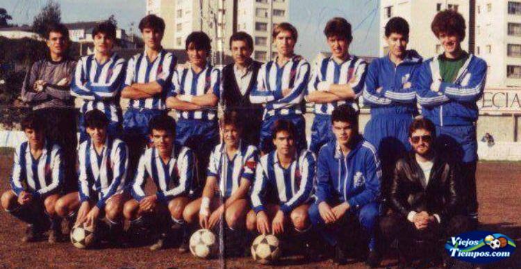 Real Club Deportivo de La Coruña. 1986 - 1987