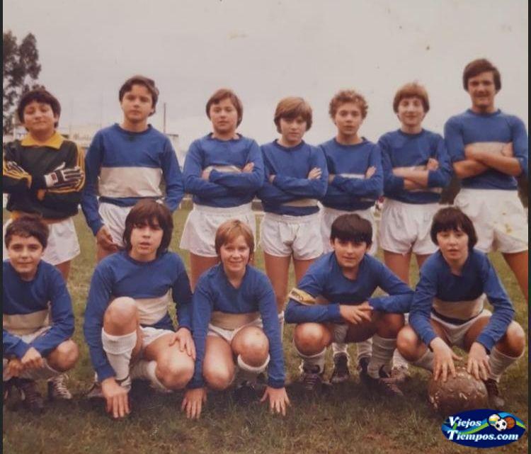 Centro Cultural Recreativo Deportivo Perlío. 1980 - 1981