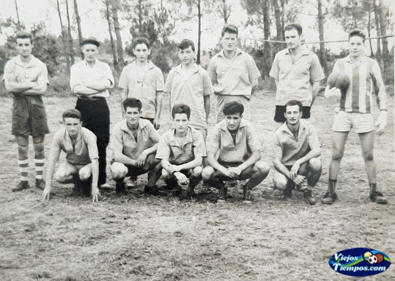 El Cerceda. 1961 - 1962