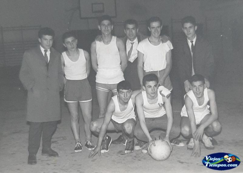 O.J.E Baloncesto Santiago. 1962 - 1963