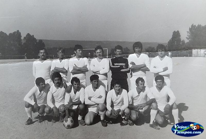 Club de Fútbol Cerceda. 1971 - 1972