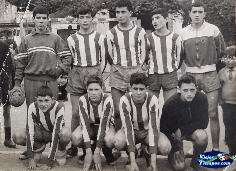 O.J.E Balonmano Santiago. 1963 - 1964