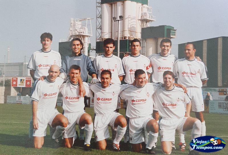 Centro Cultural  Deportivo Cerceda. 2001 - 2002
